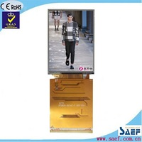 SAEF Hot Sales! 2.8 display module QVGA 240x320 IPS full viewing angle(80/80/80/80) wiht RTP TFT