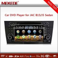 CAR GPS player FOR JAC B15 with Bluetooth SWC Radio USB SD Analog TV