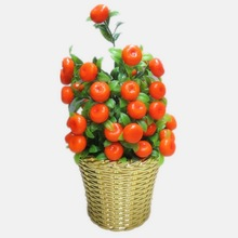 Indoor decorative artificial bonsai plants wholesale YZN18