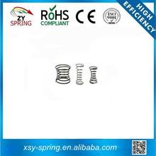 1.5mm used leaf steel compression springs of Xiamen supplier
