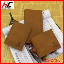 Fashion Genuine Leather Men's Wallet eternal emboss card Purse bag