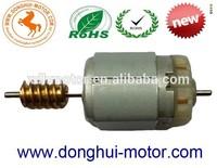 high torque micro pwm Door lock actuators mabuchi dc motor 12v