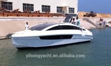 10m Hardtop yacht, speed boat, fiberglass boat for sale
