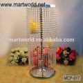 Mais recente de cristal central do casamento, candalbra casamento decoração do casamento, partido,& casa decoração do hotel mcp-017