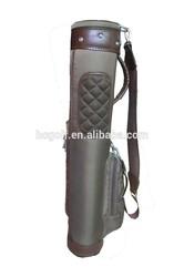high quality nylon golf sunny bag golf gun bag golf sunday bag