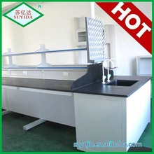 hot sell easy clean new type highly cost effective school biological science lab in schools