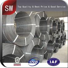 epoxy resin coating steel strand for prestressed concrete