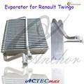 Aire acondicionado automático del evaporador para renault twingo 1997, reemplazo de renault núcleo del evaporador 74*235*238 lam
