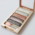 venda quente cores 5 manufactory sombra glitter