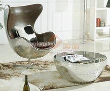 Aviator Arne Jacobsen Spitfire Vintage Egg Chair
