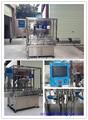 automático completo producto vaselina de llenado de la máquina