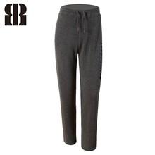 Bemme apparel custom pants warm velvet sweat cotton pants for men