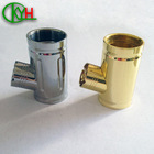 High quality reasonable price customized cnc metal pipe smoking parts