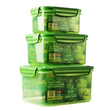 New Product for 2015 Food Grade BPA free plastic sealed PP food container