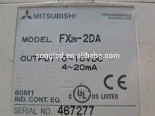 Mitsubishi PLC FX2N-2DA Programmable controller