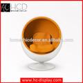 fiberglas eiförmigen ball stuhl