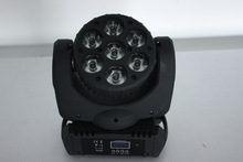 hotsale good quality best price 2015 newest design products 7pcs15w RGBW 4-in-1 LED moving head stage light