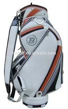 classic american european design caddy golf bag