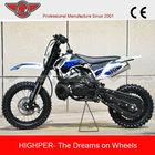 50cc 2 stroke Kick Start Gas Mini Kids Dirt Bike with KTM engine for kids