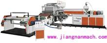PE/ EVA/ PP/ BOPP/PET cast film extrusion coating and laminating machine