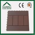 Co- extruison wpc paneles de vinilo, anti- la decoloración, 30