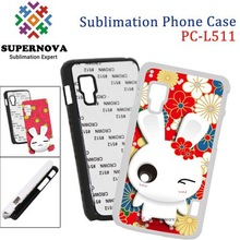 Heat Transfer Cell Phone Cover for LG Optimus L5 II