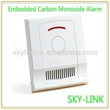 Embedded Carbon Monoxide Alarm