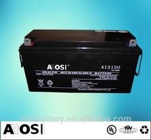 Solar Deep Cycle Battery solar battery 12v 1000ah