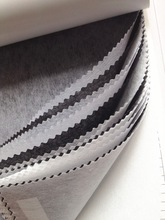 Clothing raw material/non woven fusible interlining