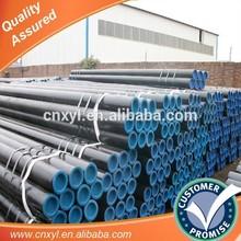"12"" sch40 pipe/ A53B A106B carbon seamless steel pipe"