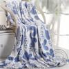 Nonwoven wholesale 100% wool dye blanket