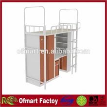 OEM&ODM modern twin metal frame apartment bed
