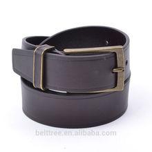 Global luxury italian 100% genuine leather belt for men