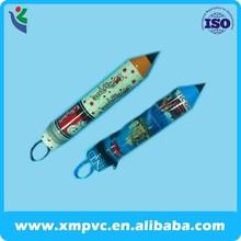 wholesale pvc pencil pouch / waterproof pvc pouch /zipper pencil pouch