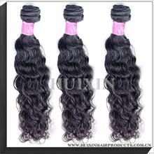 Brazilian virgin human organic hair nina hair grade-7a-virgin-hair