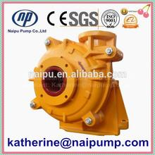 6 / 4D - AH corrosion resisting slurry pumps