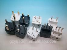 CE approved uk Germany USA to Australia Adaptor converter plug