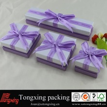 Wholesale Fashion Custom Jewelry Paper Box for Jewelry Gift