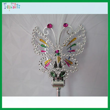 China Yiwu City Fairy Princess Led Butterfly Wands
