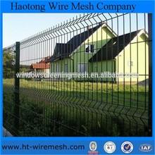 EU market framework fence/PVC coated framework fence ISO9001