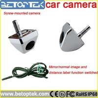Universal IP68 Waterproof Rearview Car Camera