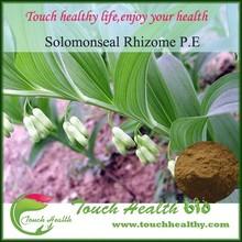 Touchhealthy supply Polygonatum odoratum P.E/ Polygonatum sibiricum extract/ Polygonatum Extract