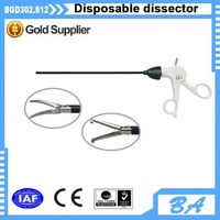2014 surgical disposable laparoscopic dissector/disposable dissector