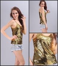 88599# bling bling Spaghetti Strap full sequin corset underwear erotic lingerie