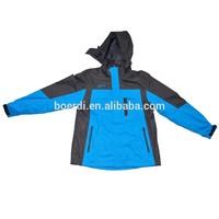 fashion design windproof man's winter jacket