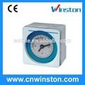 Interruptor de tempo AH711 AH710 ( 24 hora interruptor de tempo, Interruptor mecânico do tempo )
