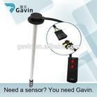 GPS Capacitive Pressure Sensor for Fuel Level