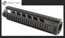 Vector Optics T-Series 10 Inch Free Floating Hand Guard Picatinny Weaver Quad Rail Mount System fit for M16 AR15 M4