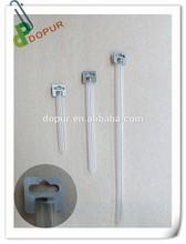 PVC clear cylinder plastic tube