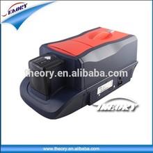hydrographic printing machine multicolor business card printing machine